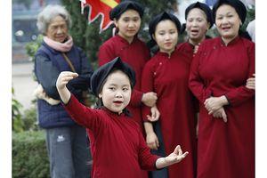 Gìn giữ những tập tục văn hóa tốt đẹp của dân tộc