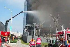 Vụ cháy kho hàng tại Đài Loan: Yêu cầu bồi thường thỏa đáng cho NLĐ