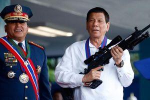 Ông Duterte muốn đổi tên nước của Philippines