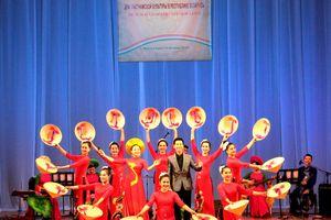 Đẩy mạnh quảng bá văn hóa Việt Nam ra nước ngoài