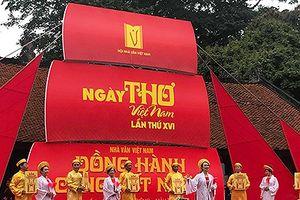 Ngày Thơ Việt Nam 2019 sẽ diễn ra tại 3 địa điểm Hà Nội, Quảng Ninh và Bắc Giang