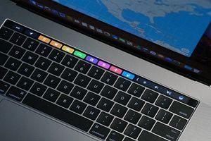 Macbook trong tương lai có thể được trang bị bàn phím bằng kính