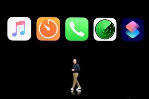 Số smartphone Apple đến Trung Quốc giảm mạnh 20%