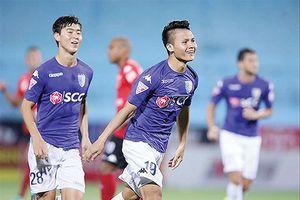 Hà Nội FC bắt đầu chinh phục tấm vé AFC Champions League