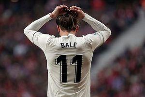 Đồng đội tiết lộ lý do ngôi sao Bale bị thất sủng ở Real