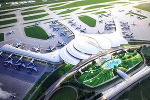 Phó Thủ tướng: Ưu tiên vốn xã hội hóa xây sân bay Long Thành