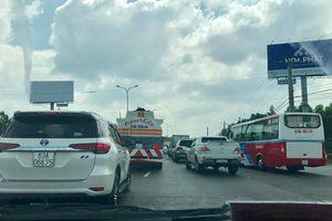Ngày mai, Bộ Giao thông xử lý việc cấm xe đi trên cao tốc VEC quản lý
