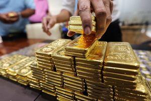 Vàng thế giới đảo chiều tăng mạnh, vàng SJC phi mã