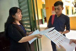 Cần siết chặt khâu coi thi, chấm thi THPT quốc gia 2019