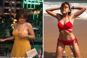 Bí kíp giảm 8kg và triệt sạch mỡ bụng chỉ trong 3 tháng giúp body chuẩn đẹp như người mẫu của cô gái trẻ