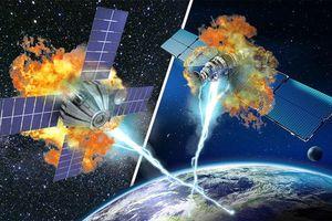Mỹ lo Nga và Trung Quốc dùng vũ khí laser bắn hạ vệ tinh quân sự
