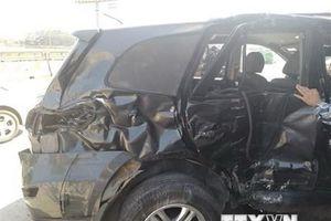 Hỗ trợ gia đình ba nạn nhân tử vong trong vụ tai nạn tại Thanh Hóa