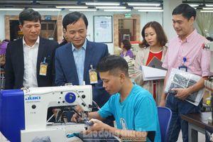 Ngành Dệt - May Hà Nội: 100% đoàn viên, người lao động đều có quà Tết