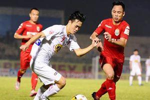Lịch thi đấu lượt đi và về V.League 2019 của CLB HAGL