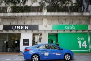 Vụ Grab thâu tóm Uber: Trả hồ sơ để điều tra bổ sung