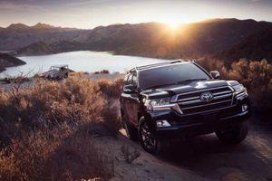 Toyota Land Cruiser chuẩn bị có bản nâng cấp toàn diện sau 10 năm chờ đợi