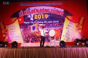 Yên Bái: Lễ hội Đền Đông Cuông thu hút hàng ngàn du khách