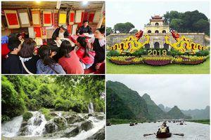 Những điểm đến của Hà Nội hấp dẫn du khách trong dịp Tết Kỷ Hợi