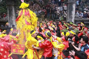 PGS. TS Trần Hữu Sơn: Không coi nhẹ việc quản lý của nhà nước đối với lễ hội