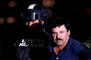 Trùm ma túy Mexico khét tiếng El Chapo bị kết tội