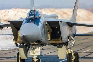 Mỹ bây giờ mới hiểu vì sao MiG-31VM đeo dao găm Kinzhal