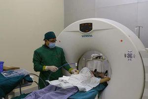 Ứng dụng phương pháp mới trong điều trị u phổi
