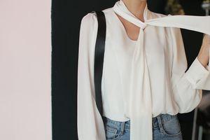 9 set đồ với sơ mi trắng cho những ngày không biết mặc gì