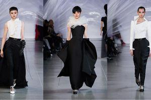 Cánh hoa tàn của NTK Việt rơi tại tuần thời trang New York