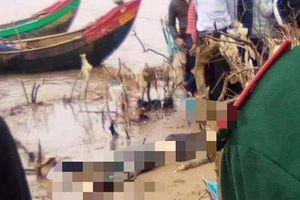 Phát hiện thi thể nữ giới phân hủy trôi dạt vào bờ biển