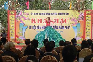 Thanh Hóa: Hàng vạn người chen chân dự lễ 'mở cổng trời'