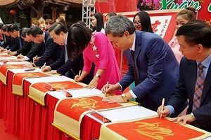 Ý nghĩa Lễ Khai bút đầu Xuân tại Đền thờ thầy giáo Chu Văn An
