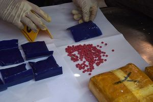Vụ dùng xe tang, tiểu sành vận chuyển ma túy: Khởi tố nhiều đối tượng