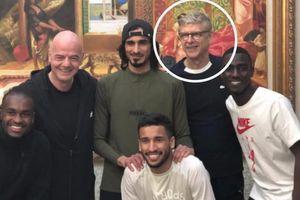 HLV Wenger tới Qatar, chuẩn bị dẫn dắt nhà đương kim vô địch Asian Cup 2019?