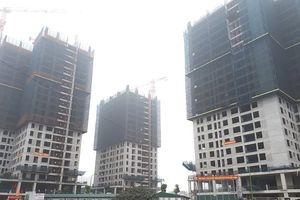 Hà Nội: Nhiều công trường dự án vẫn im lìm nghỉ Tết