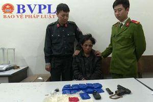 Bắt tội phạm ma túy, một Trung úy Cảnh sát bị bắn trọng thương