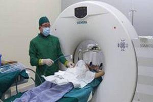 Kỹ thuật mới điều trị u phổi hiệu quả