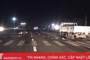 Tai nạn giao thông nghiêm trọng làm 3 người tử vong ở Hà Tĩnh