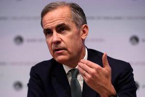 Thống đốc Ngân hàng trung ương Anh cảnh báo 'cú sốc kinh tế' toàn cầu