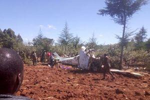 Rơi máy bay hạng nhẹ ở Kenya, nhiều người nước ngoài thiệt mạng