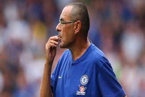 Thói quen khó bỏ của Sarri khiến học trò 'nóng mắt', liệu Chelsea có sa thải HLV?