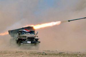 Syria thực hiện nghệ thuật quân sự 'phi tiếp xúc', đánh phá lực lượng thánh chiến ở Idlib