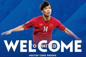 Incheon United tiết lộ lý do chiêu mộ Công Phượng