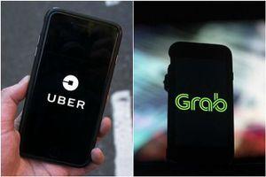Điều tra bổ sung 60 ngày vụ GrabTaxi - Uber tập trung kinh tế