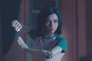 Review 'Alita: Battle Angel': Chân dung nữ cường thế hệ mới từ nhà sản xuất 'Titanic' và 'Avatar'