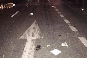 Tông xe tải đỗ bên đường, 3 thanh niên tử vong trong đêm