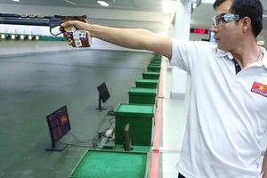 Xạ thủ Hoàng Xuân Vinh nhận nhiệm vụ quan trọng tại SEA Games 30