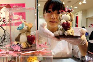 Lý do Valentine không hề 'kích thích' các cô gái Nhật Bản?