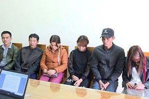 Kịp thời bắt giữ nhóm đối tượng vượt biên trái phép sang Trung Quốc