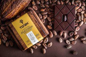 Thanh chocolate nguyên chất đắt nhất thế giới