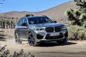 Vừa lộ diện, BMW X3 M và X4 M mới đã có ngay bản hiệu suất cao
